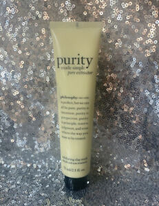 Philosophy - Purity Made Simple Pore Extractor 2.5 FL OZ / 75 ML (NEVER USED)