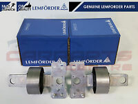 FOR FORD GALAXY S MAX MONDEO REAR LOWER TRAILING ARM SUSPENSION BUSHES LEMFORDER