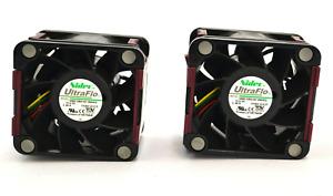 HP ProLiant DL380 G6 G7 Hot-Swap Server Fan Pair (2 x) 496066-001 463172-001