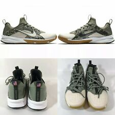 c8a13435e3935 NEW Nike Men s Alpha Huarache Turf Shoes 923435-003 - Size 13 USA ARMY  MILITARY
