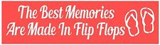 Primitive Stencil For Signs Best The Best Memories Flip Flops Beach Ocean (#309)