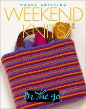 Weekend Knits: Vogue Knitting on the Go