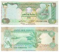 Bangladesh P-52,53,54,55 2,5,10,20 Taka Uncirculated Banknotes SET-5