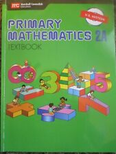 Singapore Math Primary Mathematics 2A Textbook - U.S. Edition