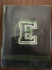 Killeen Ellison High School Texas ORIGINAL 2007 yearbook history genealogy