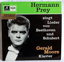 """7"""" Vinyl HERMANN PREY singt Lieder von Beethoven und Schubert"""