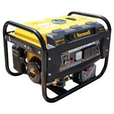 Rocwood Petrol Generator 2800w 3.4 KVA 4 Stroke 8HP 6500W Electric Start