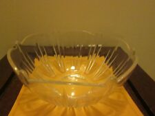 "Lenox Large Bowl 11"" Across by 5.5"" Height New No Box Has Flaw See Description"