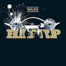 H.a.a.r.p. Live From Wembley - Muse CD & DVD New Haarp