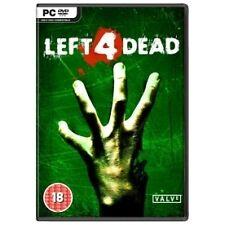 Left 4 Dead PC NEW And Sealed FULL Original UK Version