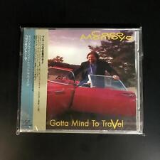 Coco Montoya – Gotta Mind To Travel [Japan, 1994] With OBI strip.