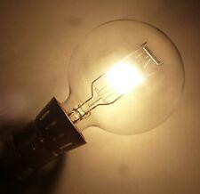 Große Osram 2000 Watt Glühbirne Industrielampe Loft 24 cm 220 Volt E 40 um 1925