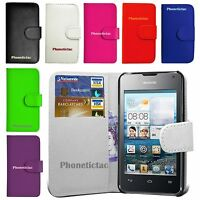 Book Wallet Flip Leather Case Card Cover For ZTE Blade A512 (5.2 inch)