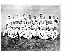 1919 CHICAGO WHITE SOX  JOE JACKSON TEAM  8X10 PHOTO  BASEBALL SCANDAL