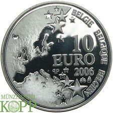 F537) Belgio 10 euro 2006 Marcinelle