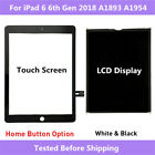 For 2018 iPad 6 6th Gen A1893 A1954 LCD Display+Touch Screen Digitizer Glass US