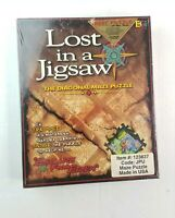 Lost In A Jigsaw Escape From Eden The Diagonal Maze Puzzle NEW Factory Sealed