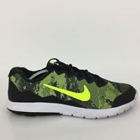 Nike Air Flex Experience RN 4 Black Textile Trainer 749174-010 Men UK 10 Eur 45