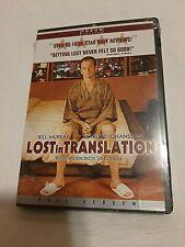 Lost in Translation (Dvd, 2004) Bill Murray Brand New
