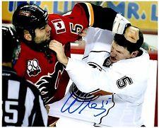 Edmonton Oilers LADISLAV SMID Signed Autographed 8x10 Pic B