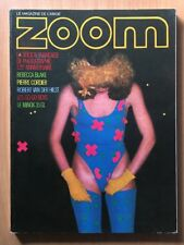 ZOOM French 63 de 1979 Rebecca BLAKE Pierre CORDIER VAN DER HILST GO-GO BOYS
