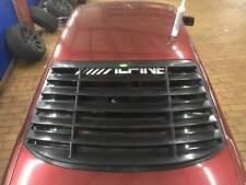 Katzentreppe Heckscheibenblende Jalousie Spoiler passend für BMW e36 Coupe
