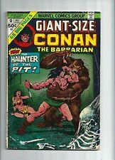 Giant Size Conan The Barbarian #2 Gil Kane~Barry Smith VG