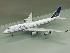Apollo 1/400 United Airlines Boeing 747-400 N177UA die cast metal model