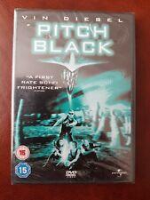 Pitch Black Region 2 DVD New & Sealed
