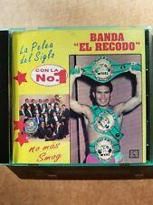 Banda El Recodo La Pelea del Siglo No Mas Smog CD