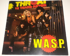 W.A.S.P. 1984 JAPAN tour book/program complete