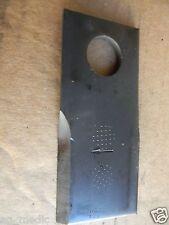 Bush Hog Disc Mower Blade, 1 Each 00787166 and 00787167 Hgm Series 40X108X4mm