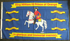 King Billy Protestant Flag British Loyalist Unionist NI 1690 William III Ulster