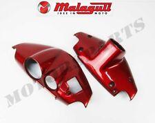 Carena Coprimanubrio in Coppia Rosso DS Originale MALAGUTI F10 50 Jet Line