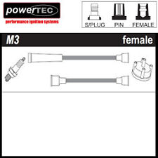 PowerTec HT Ignition Leads OPEL MANTA B 1.6, 1.9, 2.0  (1977-1982)