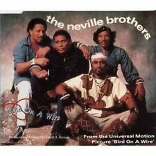 Neville Brothers Bird on a wire (1990) [Maxi-CD]