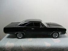 1/18 GMP 1970 GTX BLACK 440 SUPER COMMANDO