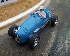 Probuild gtm 1/32 slot car-gordini T16-prince bira #26 c1952 british gp m/b