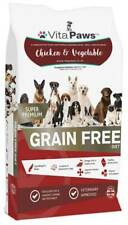 Super Premium Puppy & Junior Food for Small/Medium Breeds *Chicken & Veg *12kg