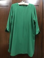 Green Asos Maternity Dress Size 14