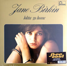 Jane Birkin LP Lolita Go Home - Japan (M/M - Scellé)