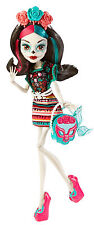 MONSTER High SKELITA CALAVERAS I Heart Accessories BAMBOLA DA COLLEZIONE RARO cbx72