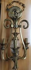 Hinkley Lighting 4103BB Plantation Chandelier, Burnished Brass