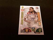 #499 Jason Denayer Lyon Panini Ligue 1 Adrenalyn XL 2018 2019 card Belgium