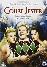 The Court Jester (DVD)~~~~Danny Kaye, Angela Lansbury~~~~NEW & SEALED