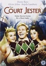 The Court Jester (DVD)~~~~Danny Kaye/Angela Lansbury~~~~NEW & SEALED