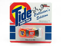 Ricky Rudd #10 Diecast 1995 NASCAR Tide 1:64 Autographed NEW FREE SHIP