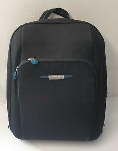 Samsonite Laptop Rucksack, schwarz, gepolstert, 15,6 Zoll, gebraucht