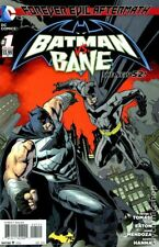 Forever Evil Aftermath Batman Vs Bane #1 Variant DC Comic 1st Print 2014 New NM