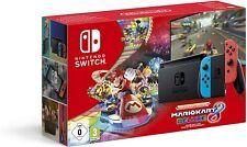 Nintendo Switch Deluxe + Mario Kart 8 + Zelda